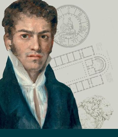 Gerasimos Pitsamanos (Argostoli 1787-Corfu 1825).