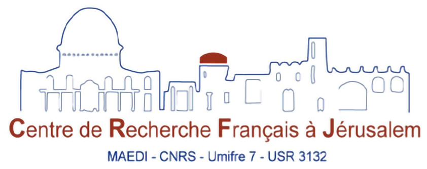 The French Research Centre in Jerusalem logo.