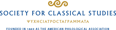 Logo of the Society for Classical Studies.