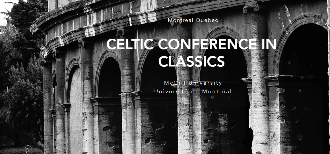 This is the first year that the Celtic Conference in Classics will expand into North America.