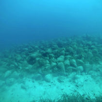 First intervention on shipwrecks of Alonnisos and the Pagasitikos