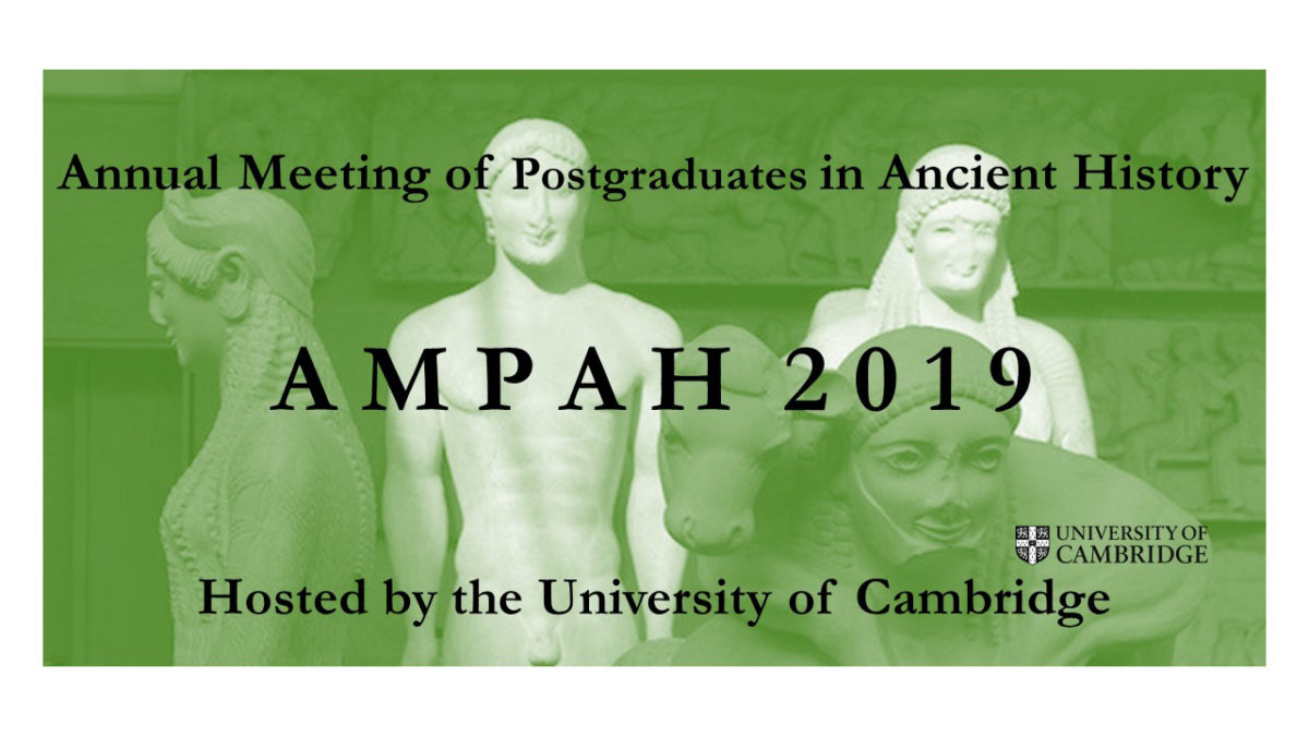 AMPAH is an inclusive conference that provides a stimulating opportunity  for postgraduates to give presentations and exchange ideas in a friendly  and open academic environment.