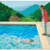 David Hockney painting sold for $90.3 million