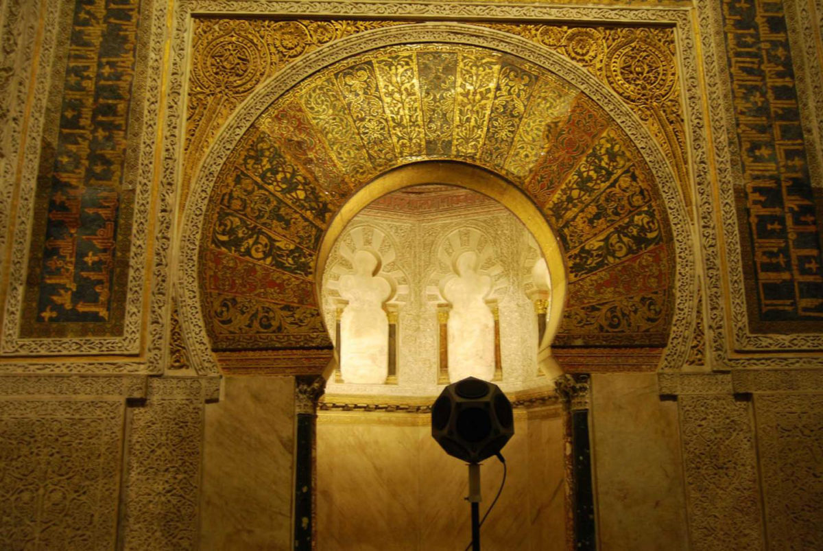 The Mosque Of Cordoba. Credit: University of Seville