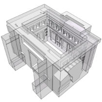 3D-printed reconstructions provide clues to ancient site