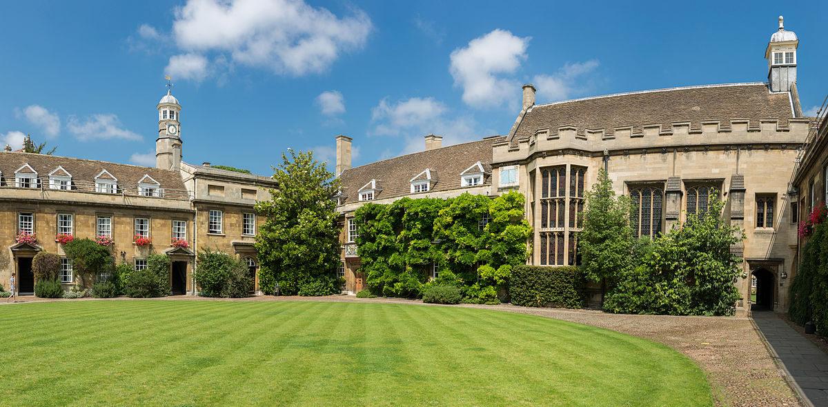 Christ's College, Cambridge.