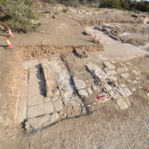 A complex of two churches discovered at Katalymata ton Plakoton