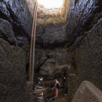Cemetery dating back to 18th Dynasty unearthed