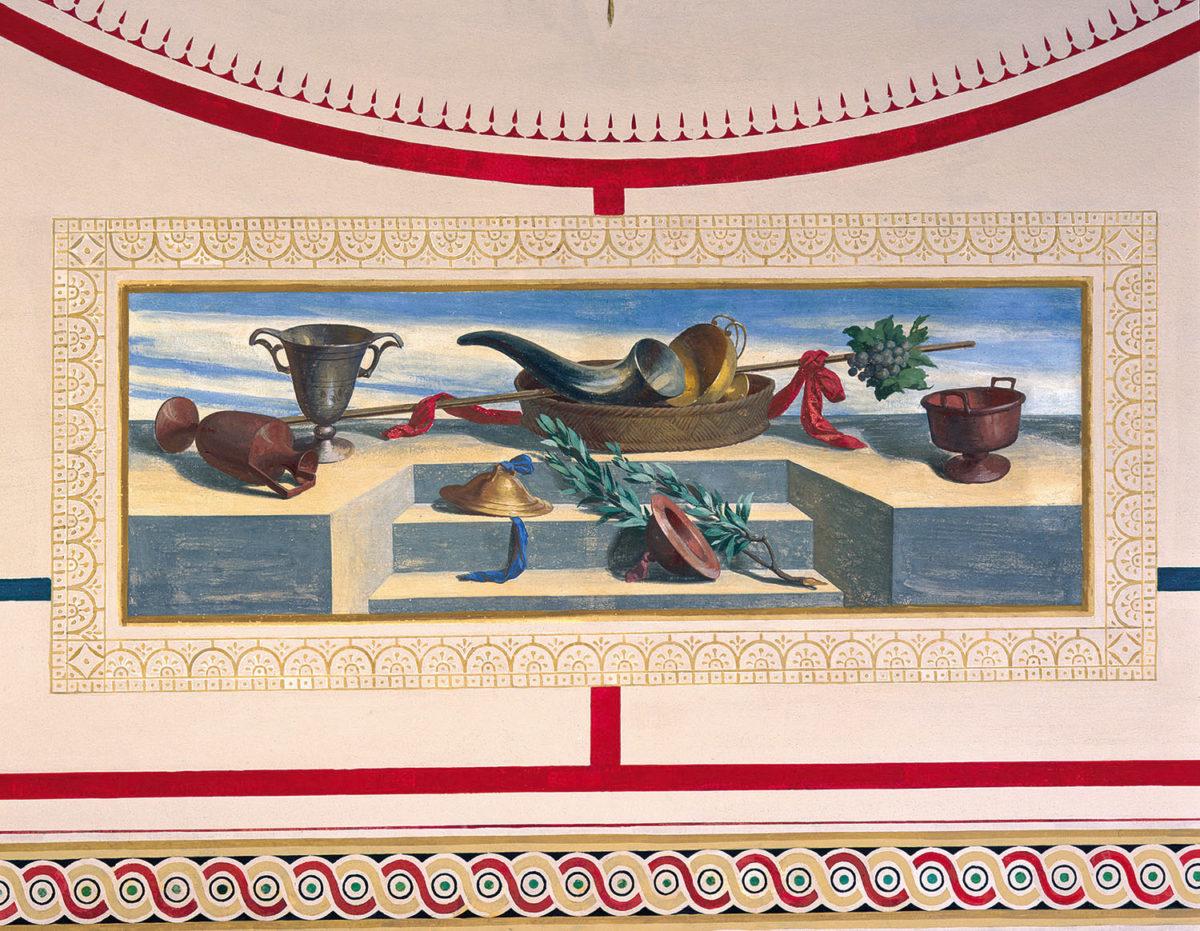 Work by the Slovenian artist Jurij Šubic (photo: Numismatic Museum).