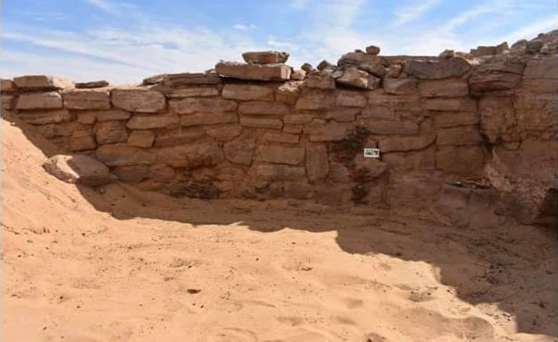 Six tombs dating back to the Old Kingdom uncovered in Aswan.