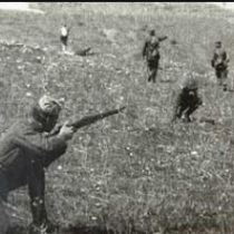 The case of With the Greeks in the Firing Line (1913)