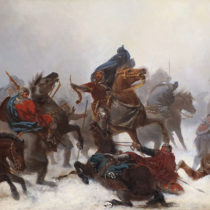 This is how today's wars resemble the medieval wars in Nordic areas