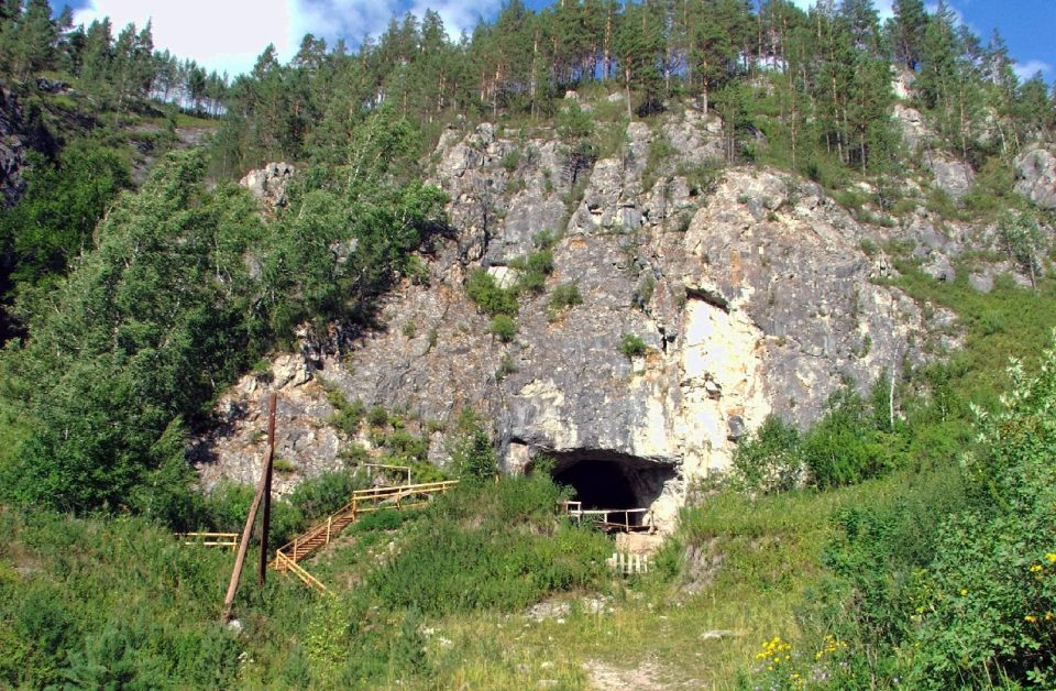 Denisova Cave. Credit: Демин Алексей Барнаул