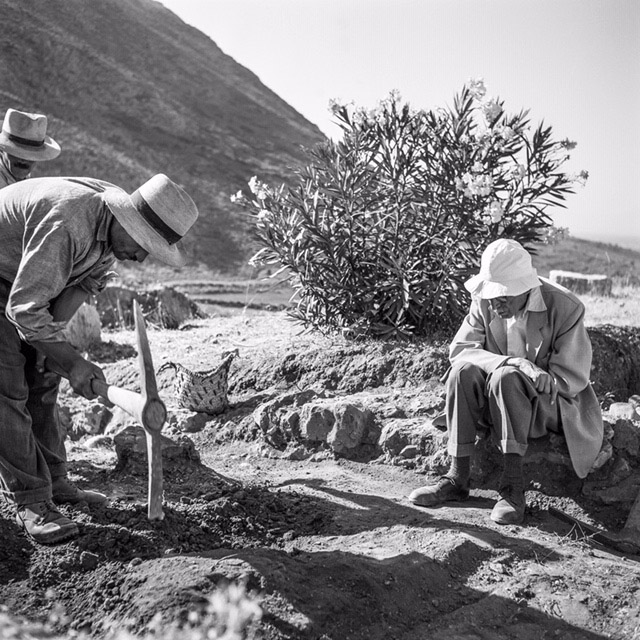 """Photograph by Robert McCabe from the exhibition """"Chronography-An Exhibition for the 180th anniversary (1837-2017) of the Archaeological Society″."""
