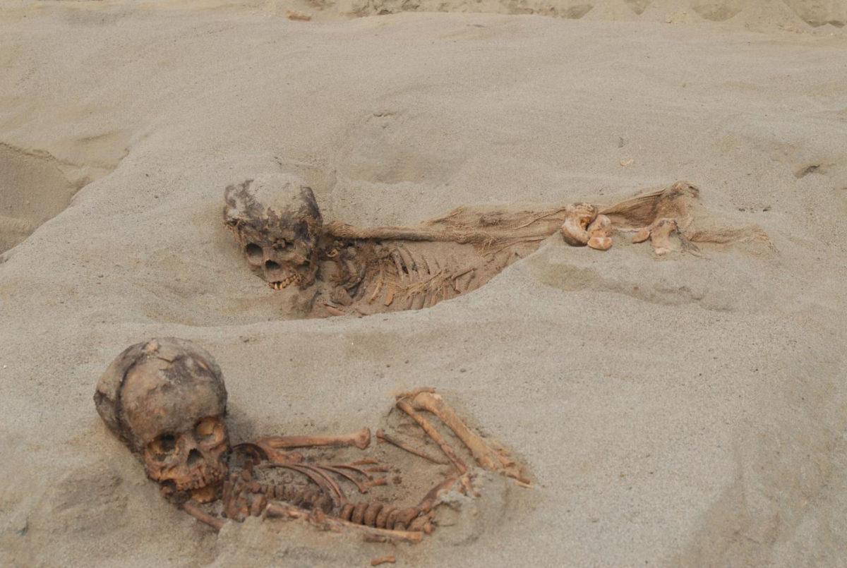 Mummified children. Credit:  John Verano (2019)