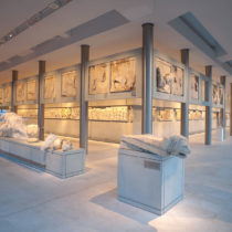 """D. Pandermalis """"There was no ferman issued for the removal of the Parthenon marbles″"""