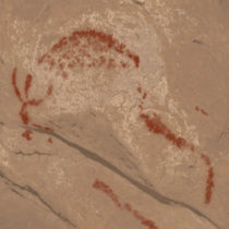 First prehistoric figurative cave art in Balkans