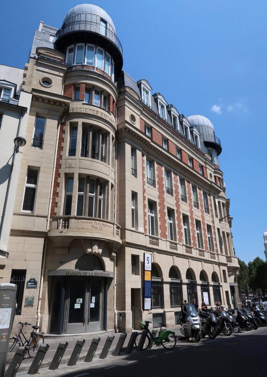 The Conference will be held on April 17th and 18th 2020 at Sorbonne Université (Maison de la Recherche).