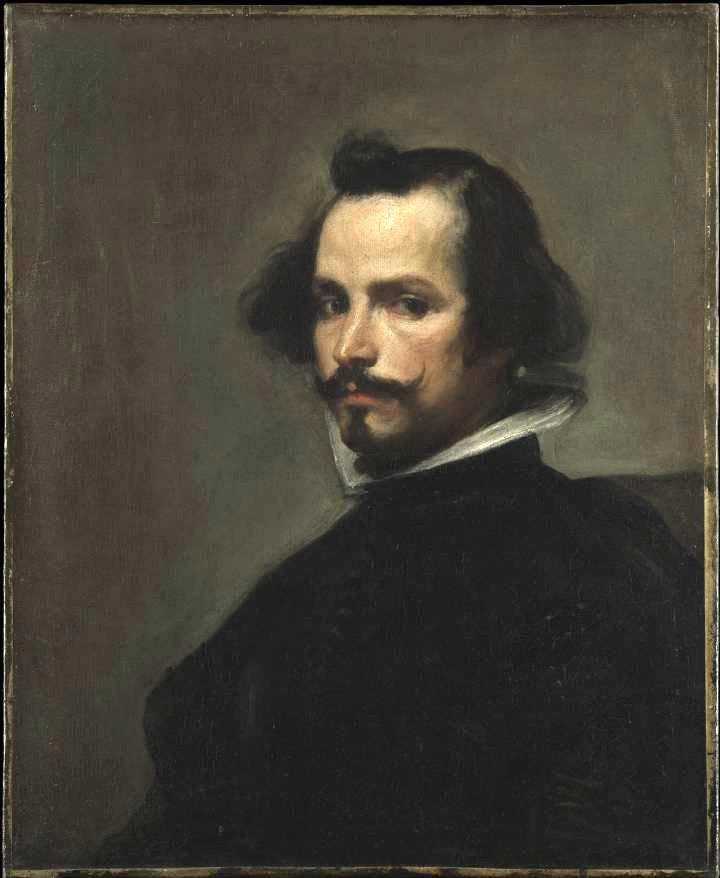 The portrait attributed to Diego Velazquez. Photo credit: El Pais