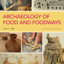 Archaeology of Food and Foodways