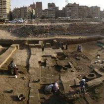 Excavations this season yield several findings at El Matareya, Cairo