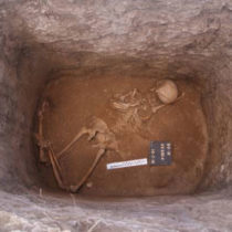 Researchers puzzled over mysterious death 2,000 years ago