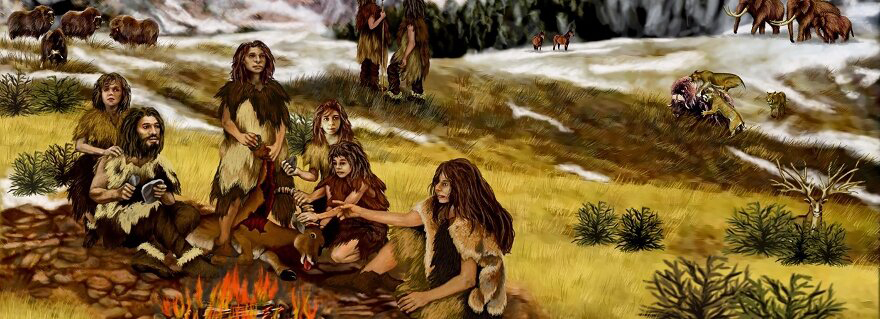 A new program carried out about 40,000 simulations, simulating almost 3.3 billion Neanderthal years.