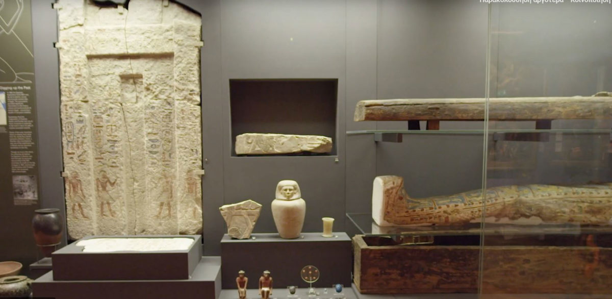 Through the intriguing stories of an archaeologist, an astronomer and an artist, Discovering Ancient Egypt brings to life the contribution Scotland has made to Egyptology and reveals important ancient Egyptian collections from across the country.