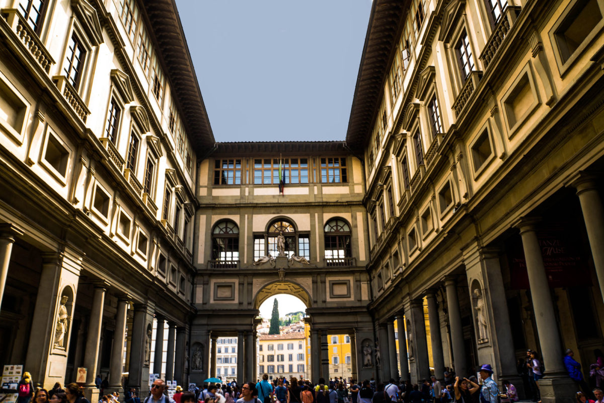 The 14 new halls covering an area of more than 1,100 sq.m. will host 105 works of Venetian and Florentine artists including Titian and Tintoretto.