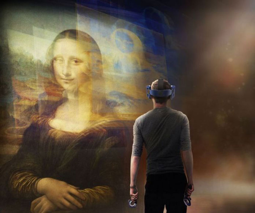 The virtual reality experience based on new research throws light on the techniques of the Florentine artist and also focuses on the identity of his model that has caused so many discussions and disagreements over the centuries.