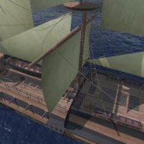 3-D model of 18th century slave ship brings a harrowing story to life