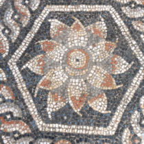 New Roman mosaic floor from Alexandria