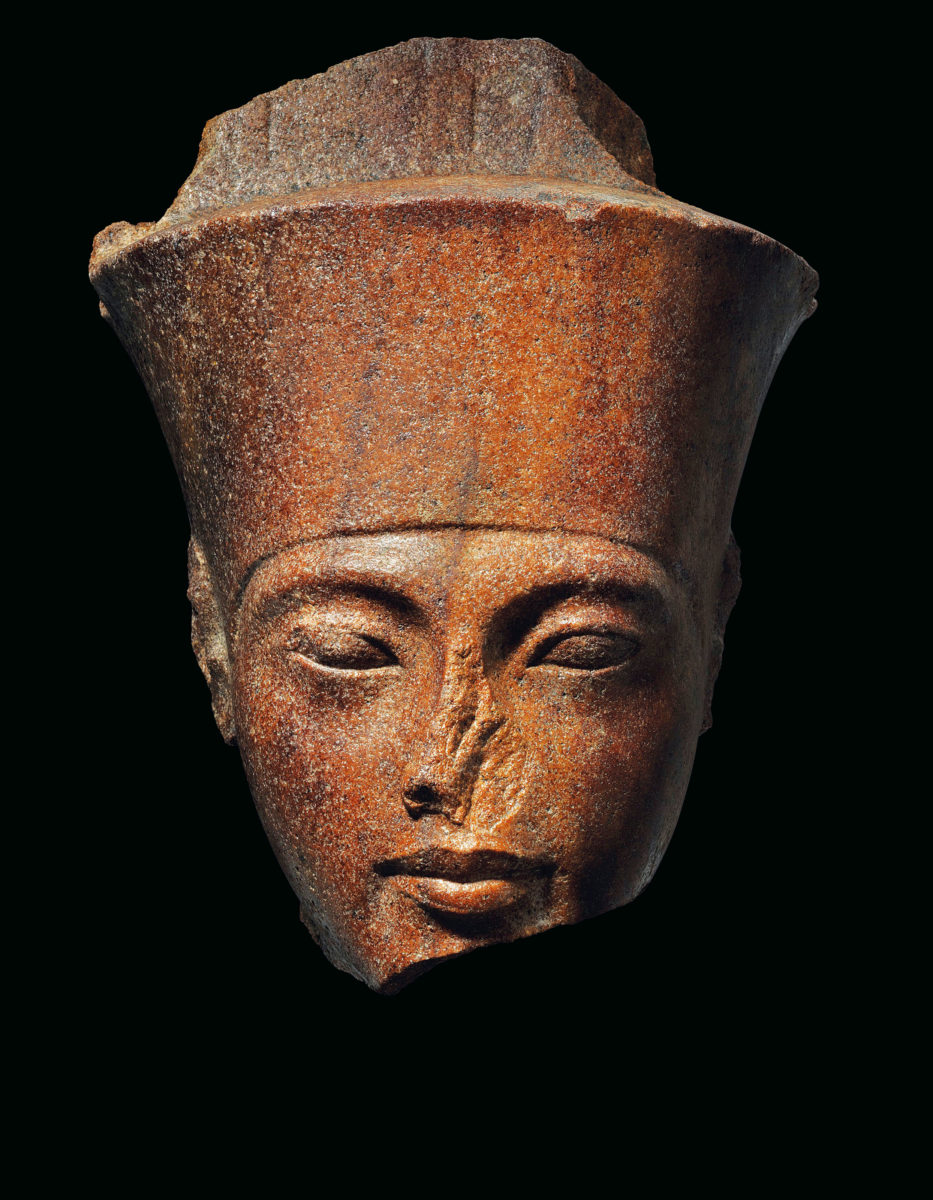 Egypt wants to make sure the item was legally acquired before it is sold, hence they are trying to stop the auction. Photo Credit: Christie's.