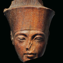 Egyptian authorities try to prevent sale of ancient bust of god Amen