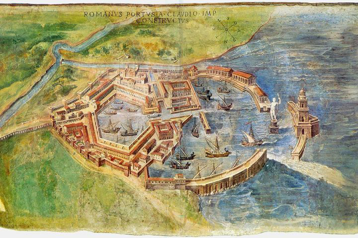 The findings suggest that the Romans were proactively managing their river systems from earlier than previously thought - as early as the 2nd century AD.