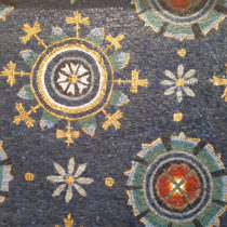 "Mosaics of Thessaloniki and Ravenna ""converse"" at the Rotunda"