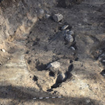 Two Viking burial ships have been discovered in Sweden