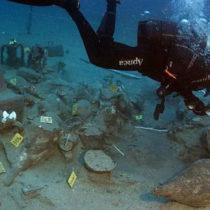 Peristera shipwreck off Alonnisos opens to the public next summer