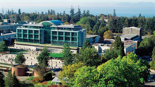 University of British Columbia, Vancouver.