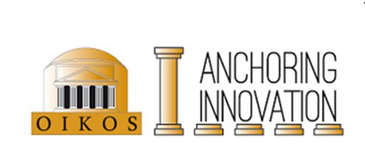 Anchoring Innovation logo.