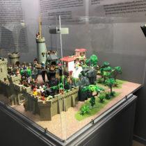 The Greek Revolution in Playmobil dioramas