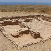 Latest excavations at the ancient town of Pyla-Koutsopetria