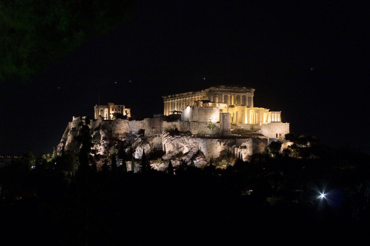 The Acropolis. (photo: MOCAS)