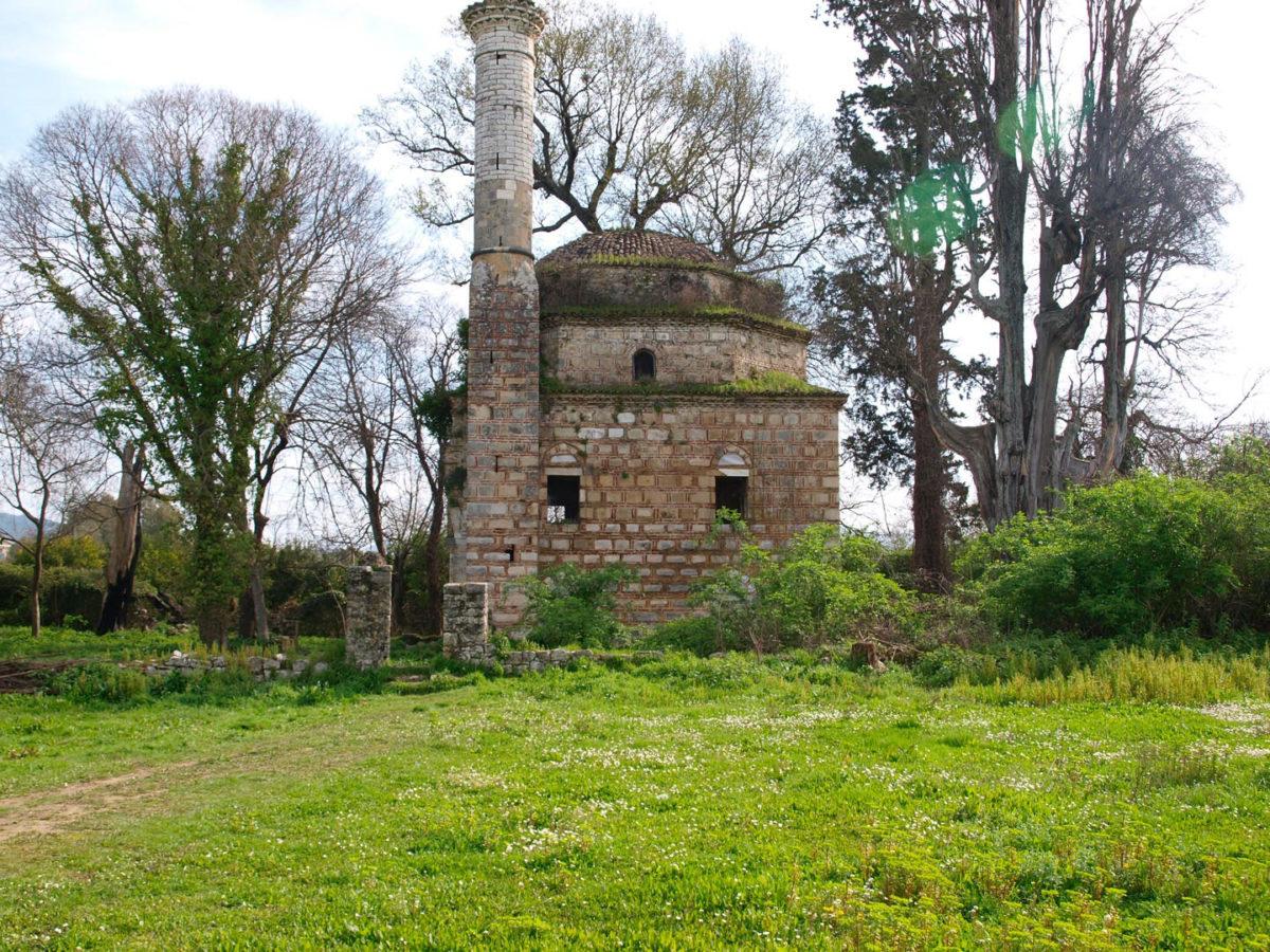 The Imaret mosque of Arta (photo: Arta Ephorate of Antiquities)
