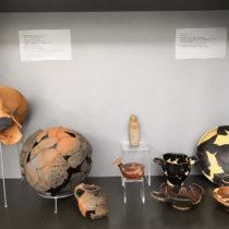 The Archaeological Museum of Karditsa is impressive