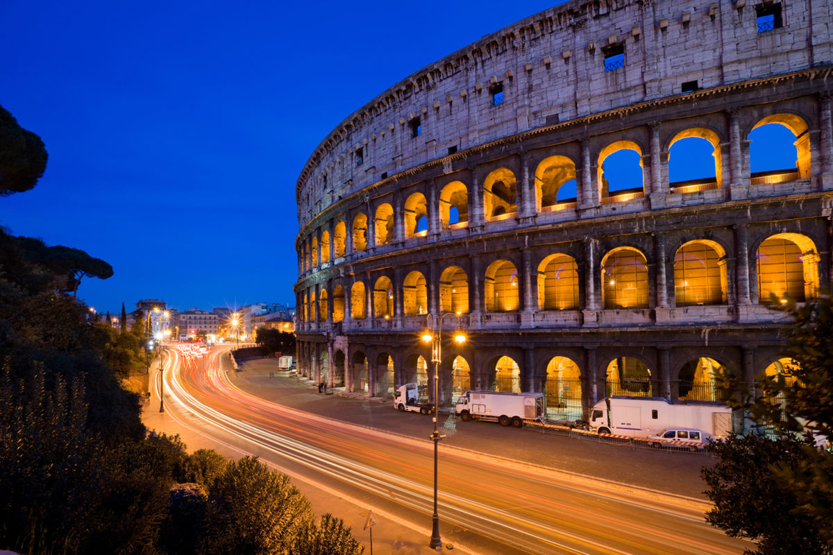 Notably, DNA analysis revealed that as the Roman Empire expanded around the Mediterranean Sea, immigrants from the Near East, Europe and North Africa pulled up their roots and moved to Rome.