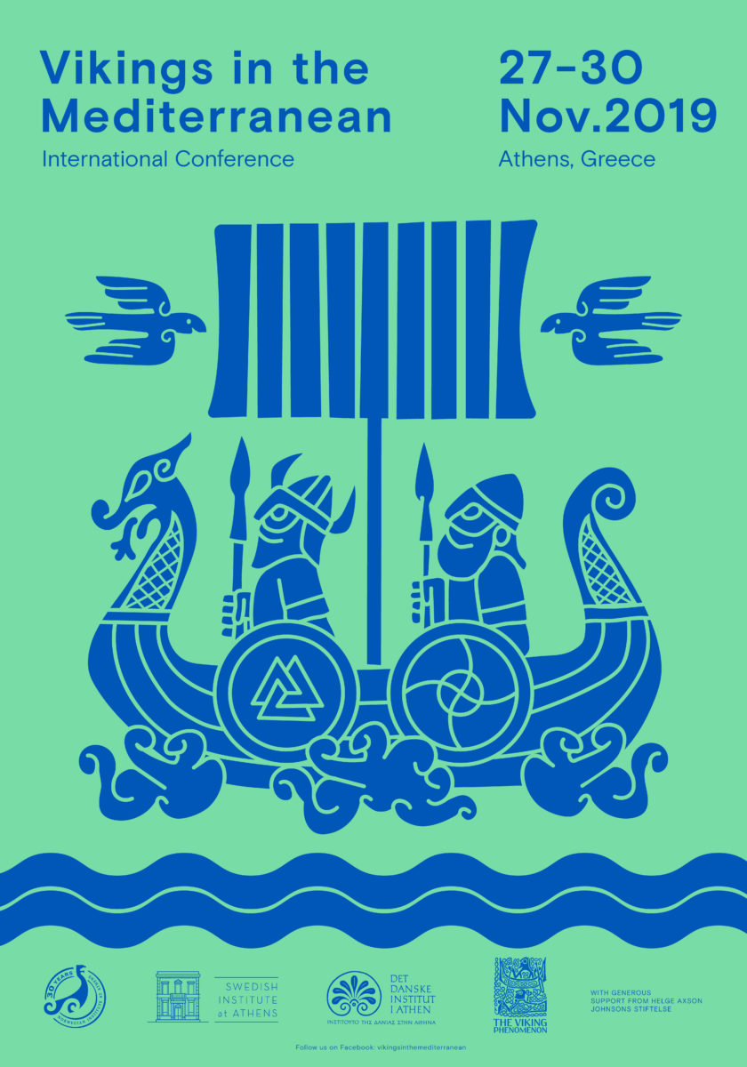 Poster of the Vikings conference.