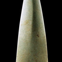 Alpine rock axeheads became social and economic exchange fetishes in the Neolithic