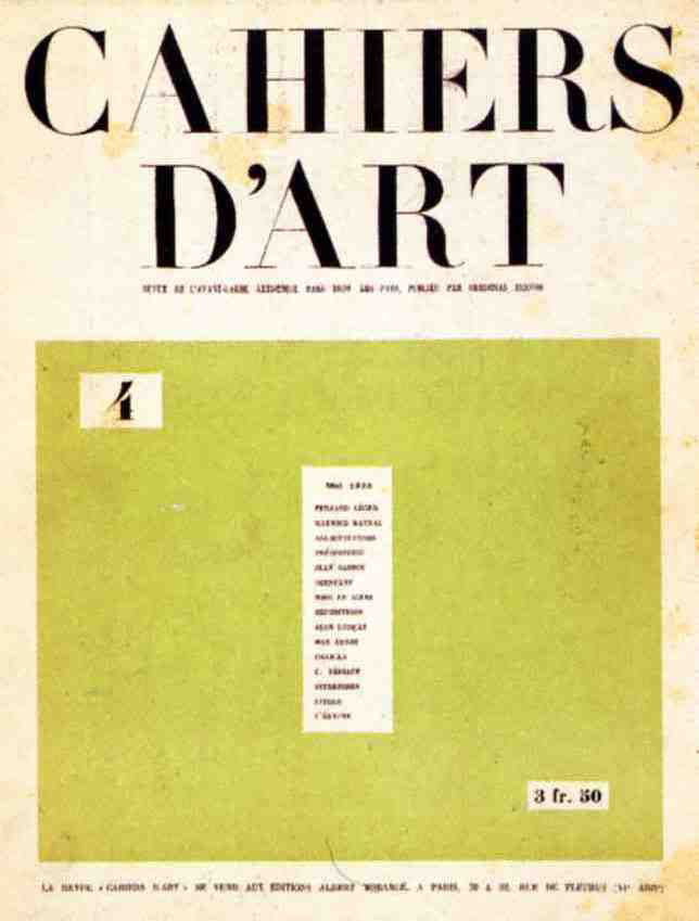 Source: Juan Miró © Adagp, Paris/ Courtesy of Cahiers d'Art