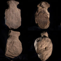 Nine possible Bronze Age figurines unearthed in Orkney?